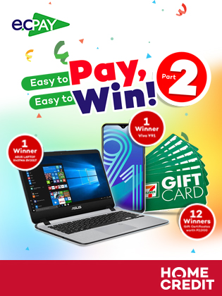 Easy to Pay, Easy to Win! Part 2 | Home Credit