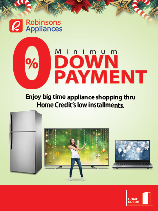 0 Minimum Down Payment Home Credit