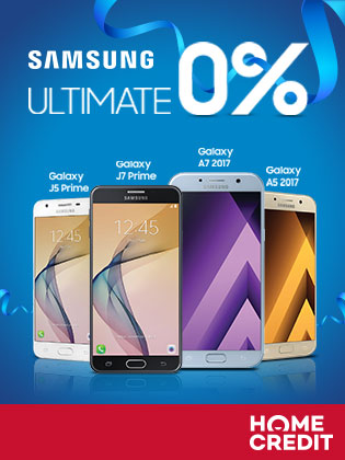 SAMSUNG Ultimate 0 Home Credit